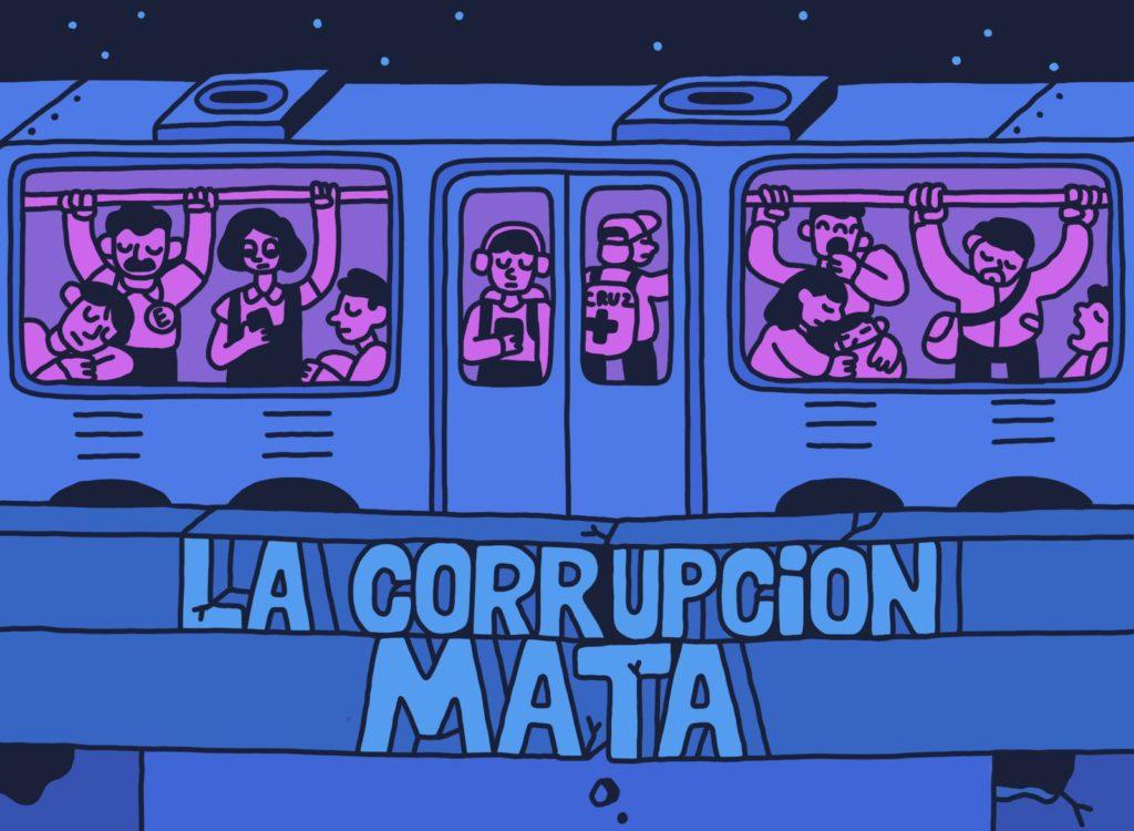 Sobre el accidente en la Línea 12 del Metro de CDMX